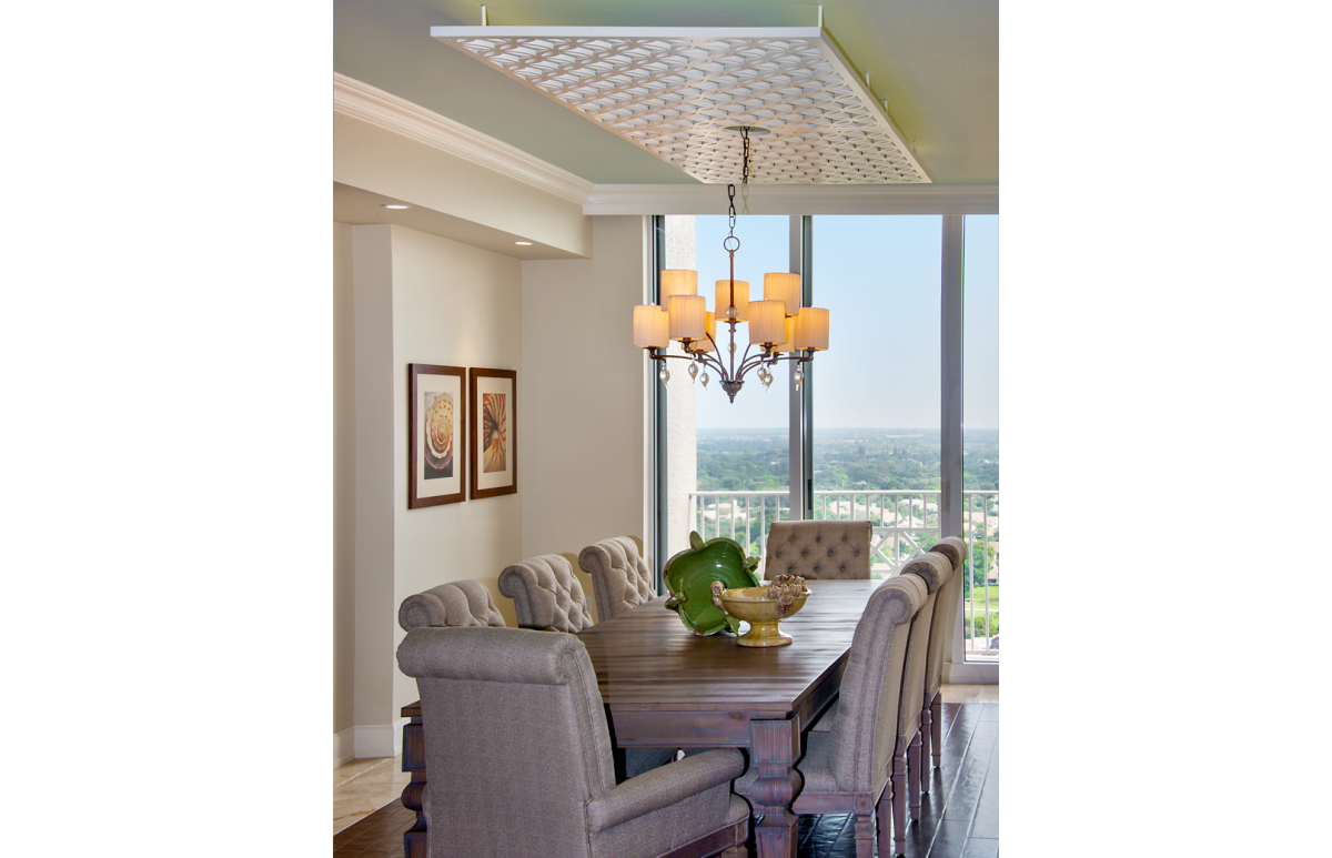 Classic Elegance - Dining Room by Wright Interior Group - Naples, FL