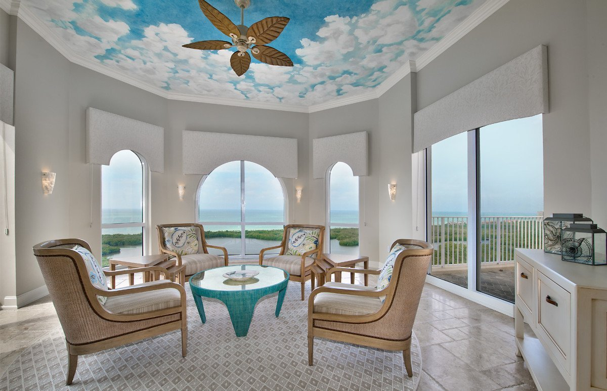 Classic Elegance - Observation Room by Wright Interior Group
