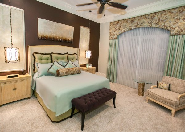 Sophisticated Surroundings - Master Bedroom by Wright Interior Group