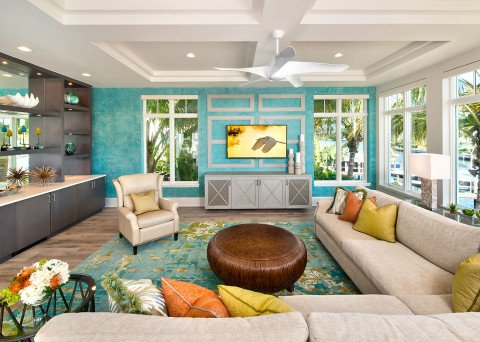 Serene Spaces By Wright Interior Group In Naples Fl