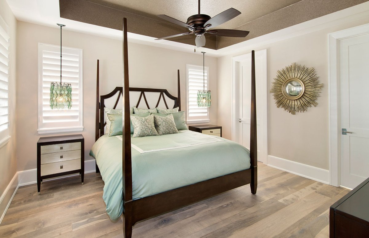 Bayfront beautiful for Pictures of beautiful guest bedrooms