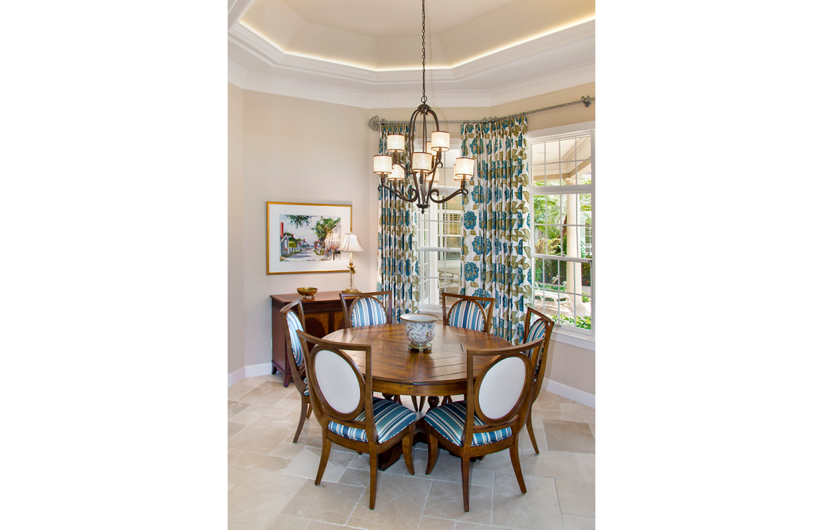 Refined Tradition - Dining Room