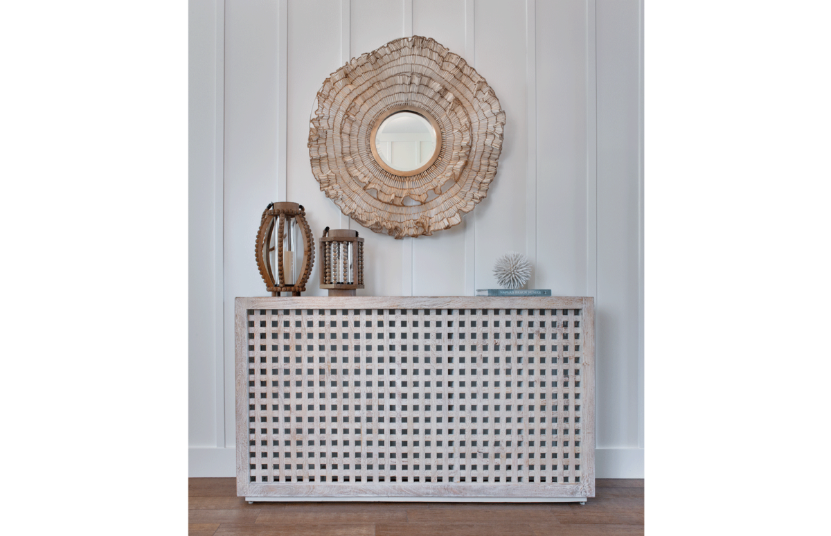 Beach Bungalow - Credenza by Wright Interior Group