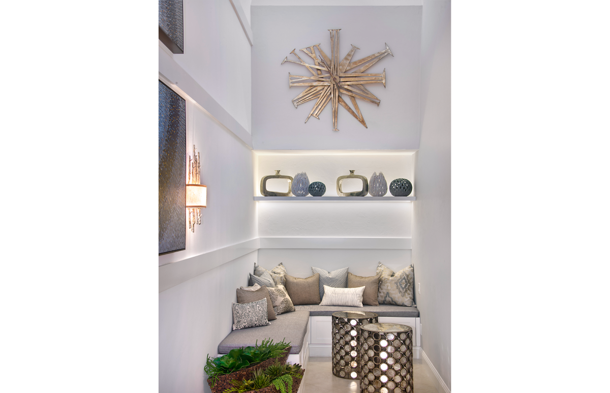 Moroccan Medley - Alcove by Wright Interior Group