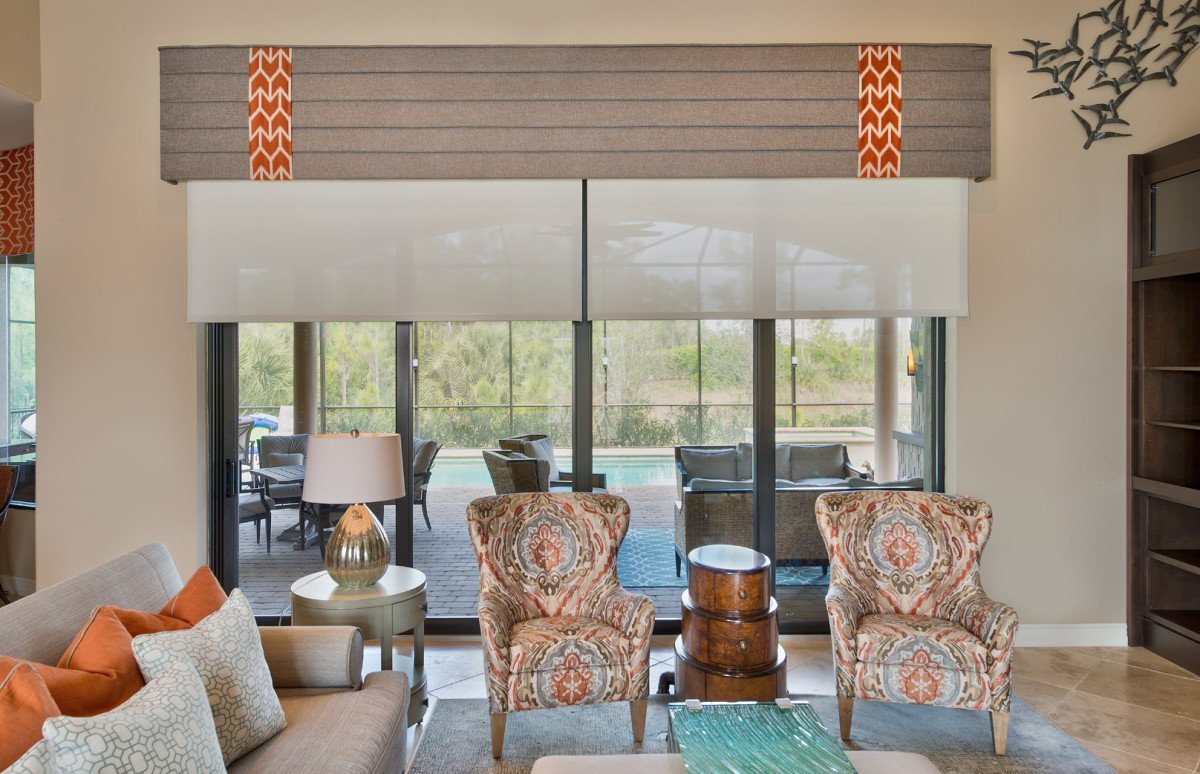 Tailored Transitional - Living Room by Wright Interior Group