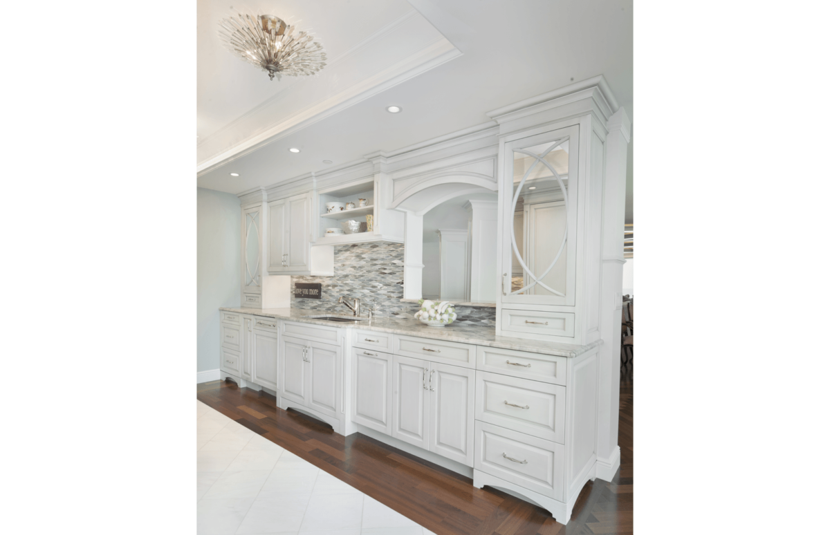 Elegance Refined - Kitchen by Wright Interior Group