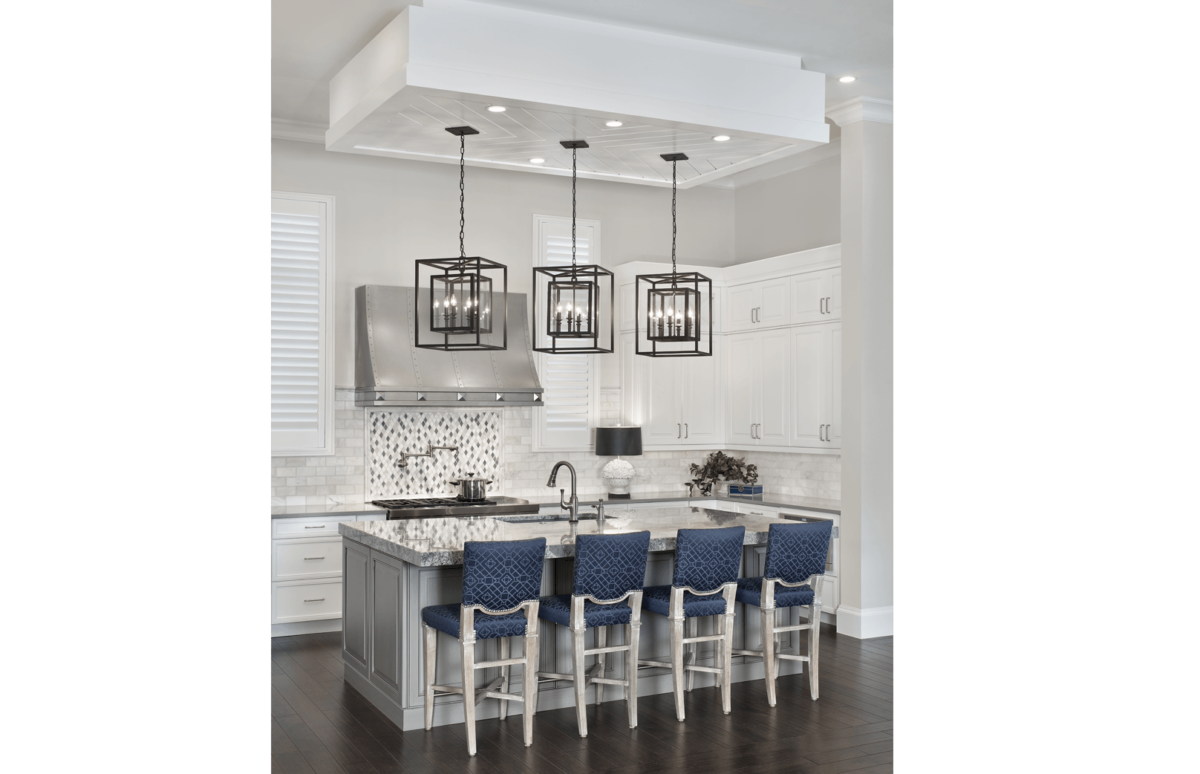 Golf Getaway - Kitchen by Wright Interior Group