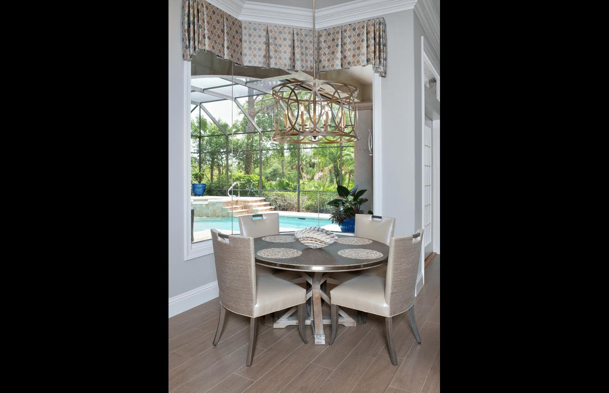 Serene Surrounds - Kitchen Nook