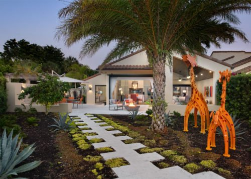 Vivacious Vision - Outdoor Living