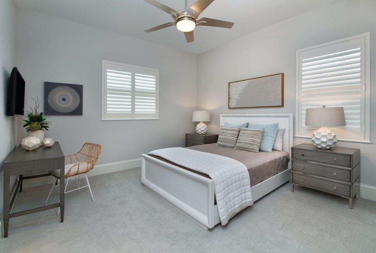 Current Cool - Guest Bedroom