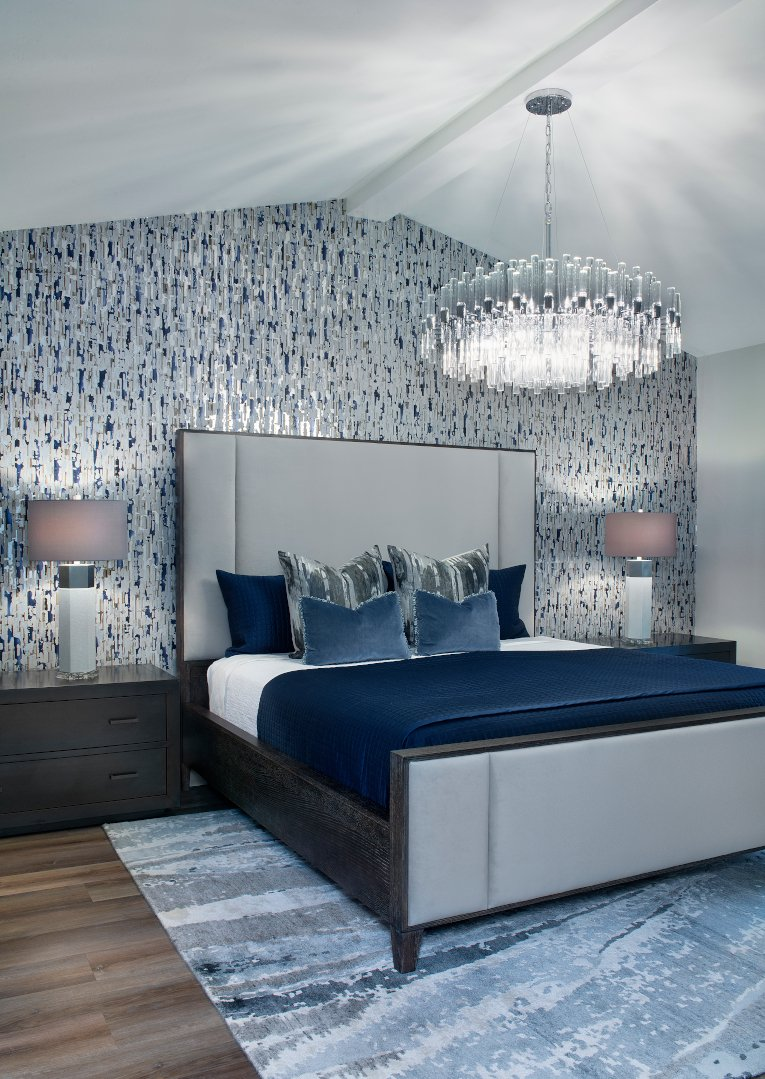 Polished Perfection - Master Bedroom