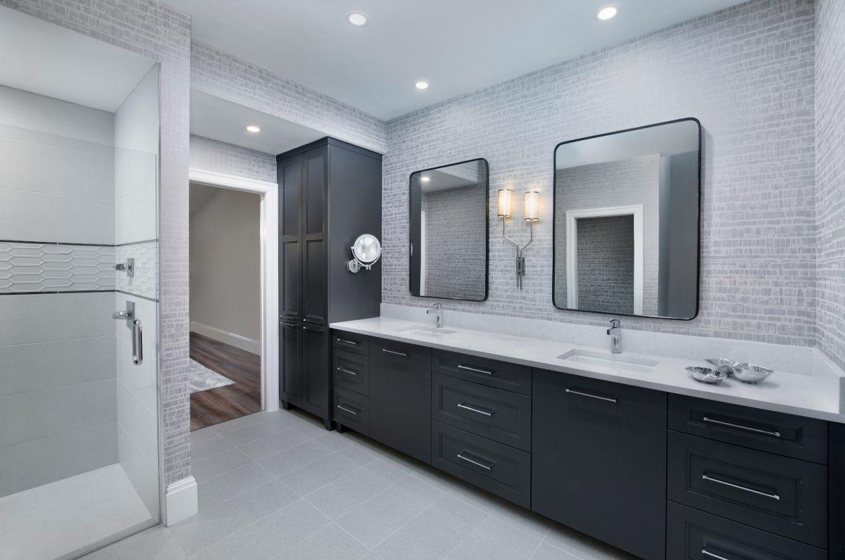 Polished Perfection - Master Bath