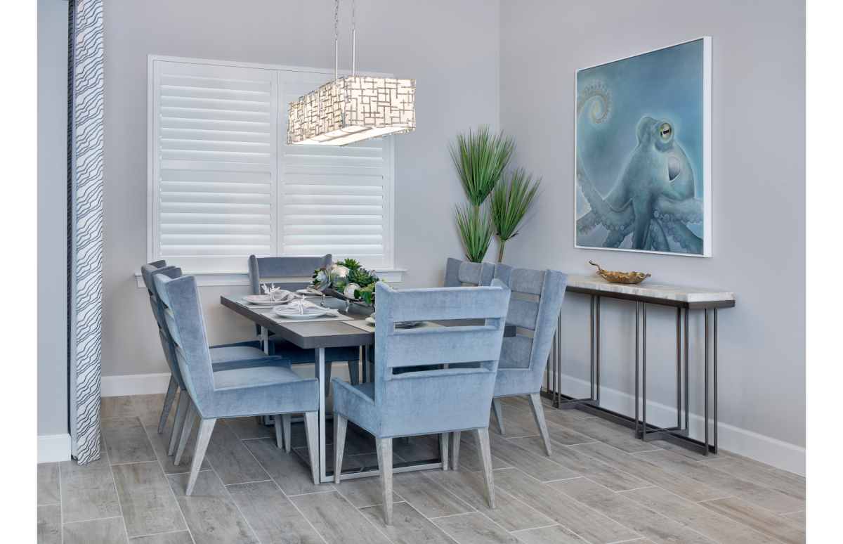 Dimensional Design - Dining Room