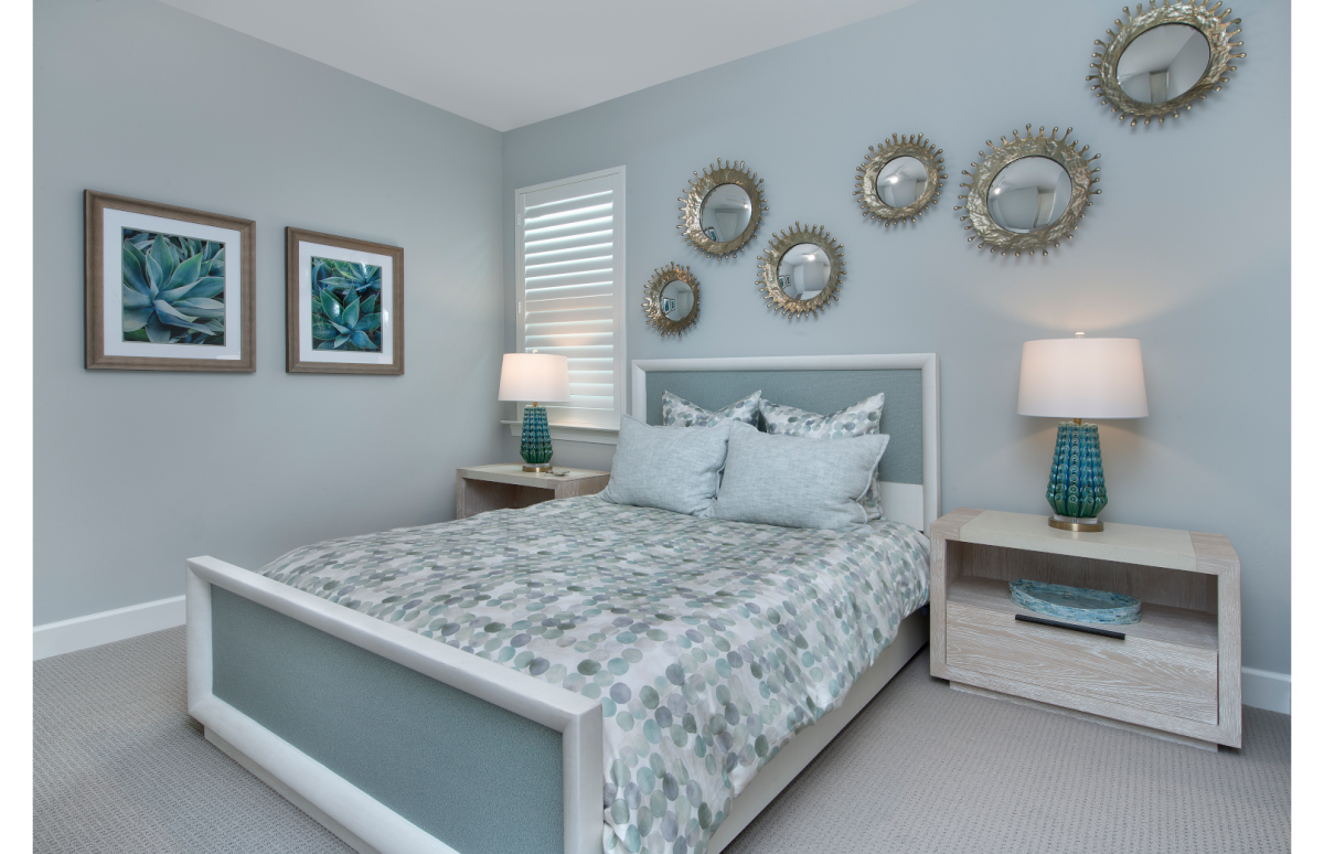 Dimensional Design - Guest Bedroom